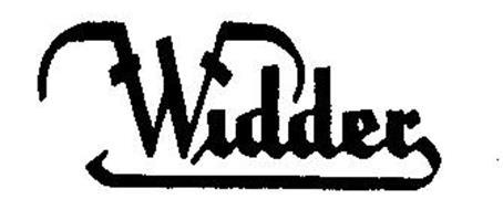 WIDDER Trademark of KARL PIEL. Serial Number: 74071206