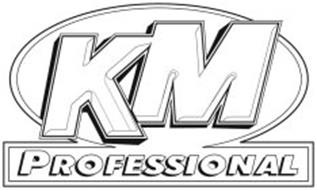 KM PROFESSIONAL Trademark of Kelly-Moore Paint Company