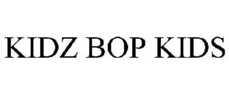 KIDZ BOP KIDS Trademark of KIDZ BOP LLC. Serial Number