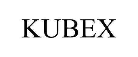 KUBEX Trademark of KINETIC HOLDING CORP. Serial Number
