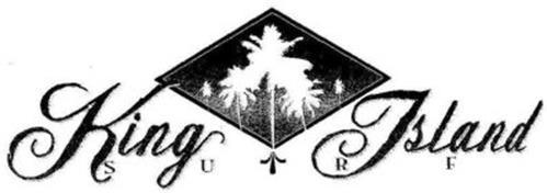 KING ISLAND S U R F Trademark of King, Stephen M. Serial
