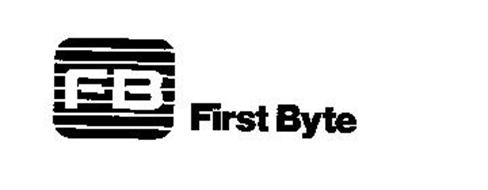 FB FIRST BYTE Trademark of Knowledge Adventure, Inc