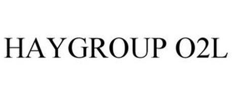 HAYGROUP O2L Trademark of KORN FERRY HAY GROUP, INC