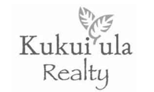 KUKUI ULA REALTY Trademark of KUKUI'ULA DEVELOPMENT