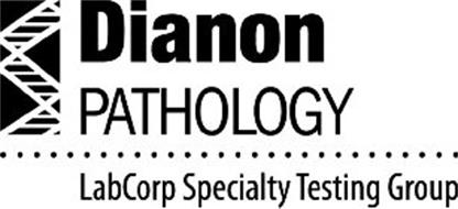DIANON PATHOLOGY LABCORP SPECIALTY TESTING GROUP Trademark