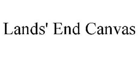 LANDS' END CANVAS Trademark of Lands' End Direct Merchants