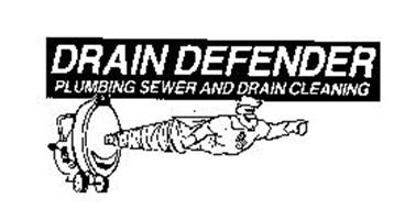DRAIN DEFENDER PLUMBING SEWER AND DRAIN CLEANING Trademark
