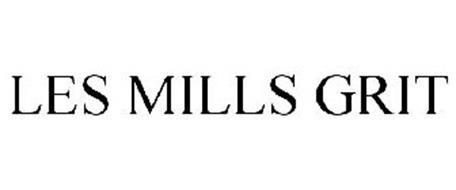LES MILLS GRIT Trademark of Les Mills International