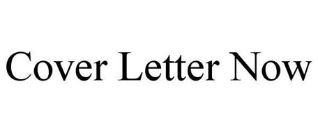 COVER-LETTER-NOW Trademark of LiveCareer Limited. Serial