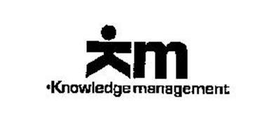 K.M. KNOWLEDGE MANAGEMENT Trademark of Lotus Development
