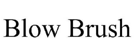 BLOW BRUSH Trademark of Luevano Alejandro L. Serial Number