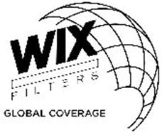 WIX FILTERS GLOBAL COVERAGE Trademark of MANN+HUMMEL