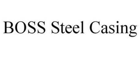 BOSS STEEL CASING Trademark of MANN+HUMMEL PUROLATOR