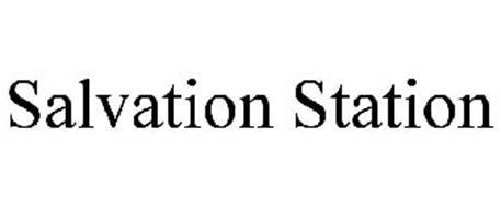 SALVATION STATION Trademark of MARANATHA FELLOWSHIP OF