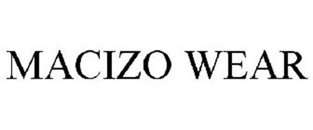 MACIZO WEAR Trademark of Marquez Andres. Serial Number