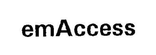 EMACCESS Trademark of MATSUSHITA ELECTRIC WORKS, LTD