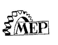 MEP Trademark of MEP S.P.A.. Serial Number: 78274281