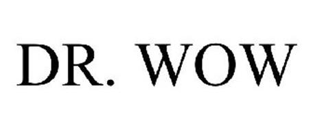 DR. WOW Trademark of Michael Arnold. Serial Number