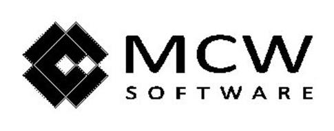 MCW SOFTWARE Trademark of MicroComputerWorks Inc.. Serial