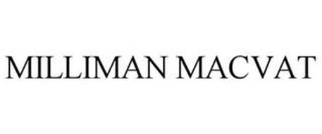 MILLIMAN MACVAT Trademark of Milliman, Inc.. Serial Number