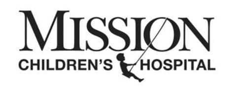 MISSION CHILDREN'S HOSPITAL Trademark of MISSION HEALTH