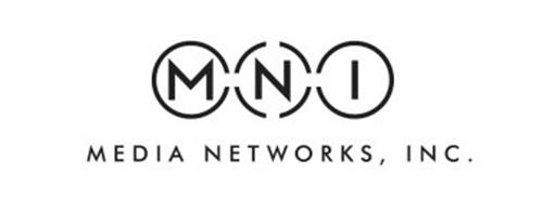 MNI MEDIA NETWORKS, INC. Trademark of MNI Targeted Media
