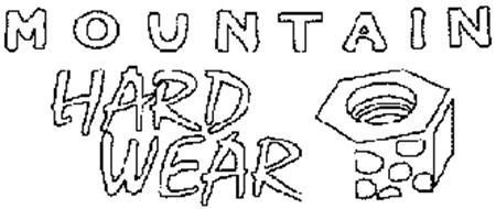 MOUNTAIN HARD WEAR Trademark of Mountain Hardwear, Inc