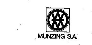 MUNZING S.A. Trademark of MUNZING S.A. Serial Number
