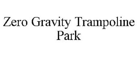 ZERO GRAVITY TRAMPOLINE PARK Trademark of Nagel Scott