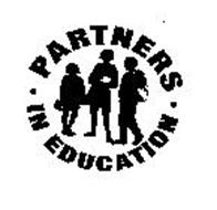 PARTNERS IN EDUCATION Trademark of National Association of