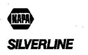 NAPA SILVERLINE Trademark of NATIONAL AUTOMOTIVE PARTS