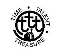 TTT TIME TALENT TREASURE Trademark of NATIONAL CATHOLIC