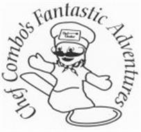 CHEF COMBO'S FANTASTIC ADVENTURES Trademark of National