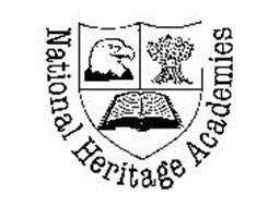 NATIONAL HERITAGE ACADEMIES Trademark of National Heritage