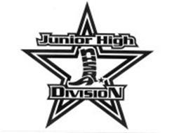 NHSRA JUNIOR HIGH DIVISION Trademark of National High