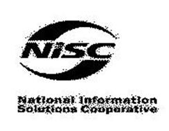 NISC NATIONAL INFORMATION SOLUTIONS COOPERATIVE Trademark