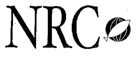 NRC Trademark of Natural Resources Consultants, Inc