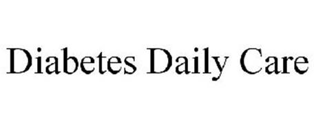 DIABETES DAILY CARE Trademark of Nature's Health Supply