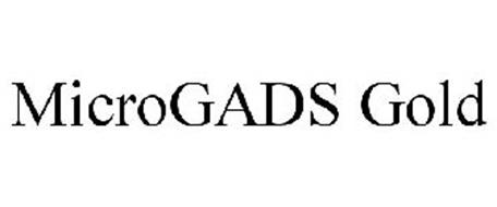 MICROGADS GOLD Trademark of Navigant Consulting, Inc
