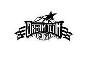 DREAM TEAM 96 Trademark of NBA Properties, Inc. Serial