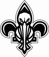 (NO WORD) Trademark of NEW ORLEANS PELICANS NBA, LLC