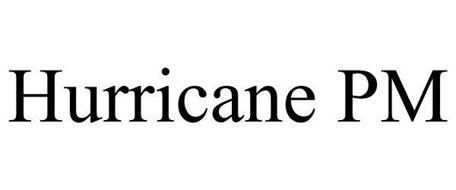 HURRICANE PM Trademark of New Paradigm Group, LLC. Serial