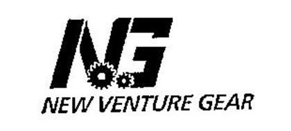 NVG/ NEW VENTURE GEAR Trademark of NEW VENTURE GEAR, INC