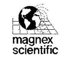 MAGNEX SCIENTIFIC Trademark of NMR MAGNEX SCIENTIFIC, INC