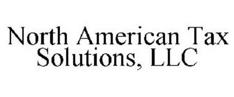 NORTH AMERICAN TAX SOLUTIONS, LLC Trademark of North