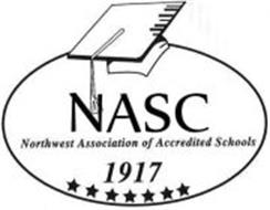 NASC NORTHWEST ASSOCIATION OF ACCREDITED SCHOOLS 1917
