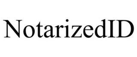 NOTARIZEDID Trademark of NotaryCam, Inc. Serial Number