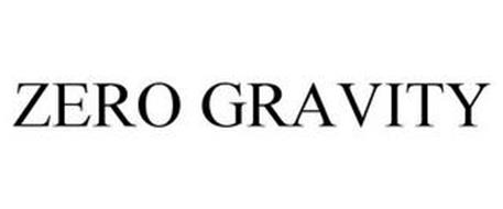 ZERO GRAVITY Trademark of OMM Imports Inc Serial Number