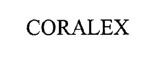CORALEX Trademark of Ortho Organizers, Inc.. Serial Number