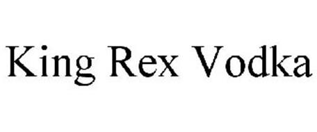 KING REX VODKA Trademark of Ortiz, Sal. Serial Number
